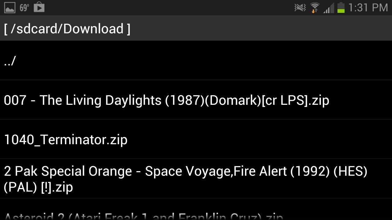 How to Play Space Invaders & Other Classic Atari Games on Your Samsung Galaxy S3
