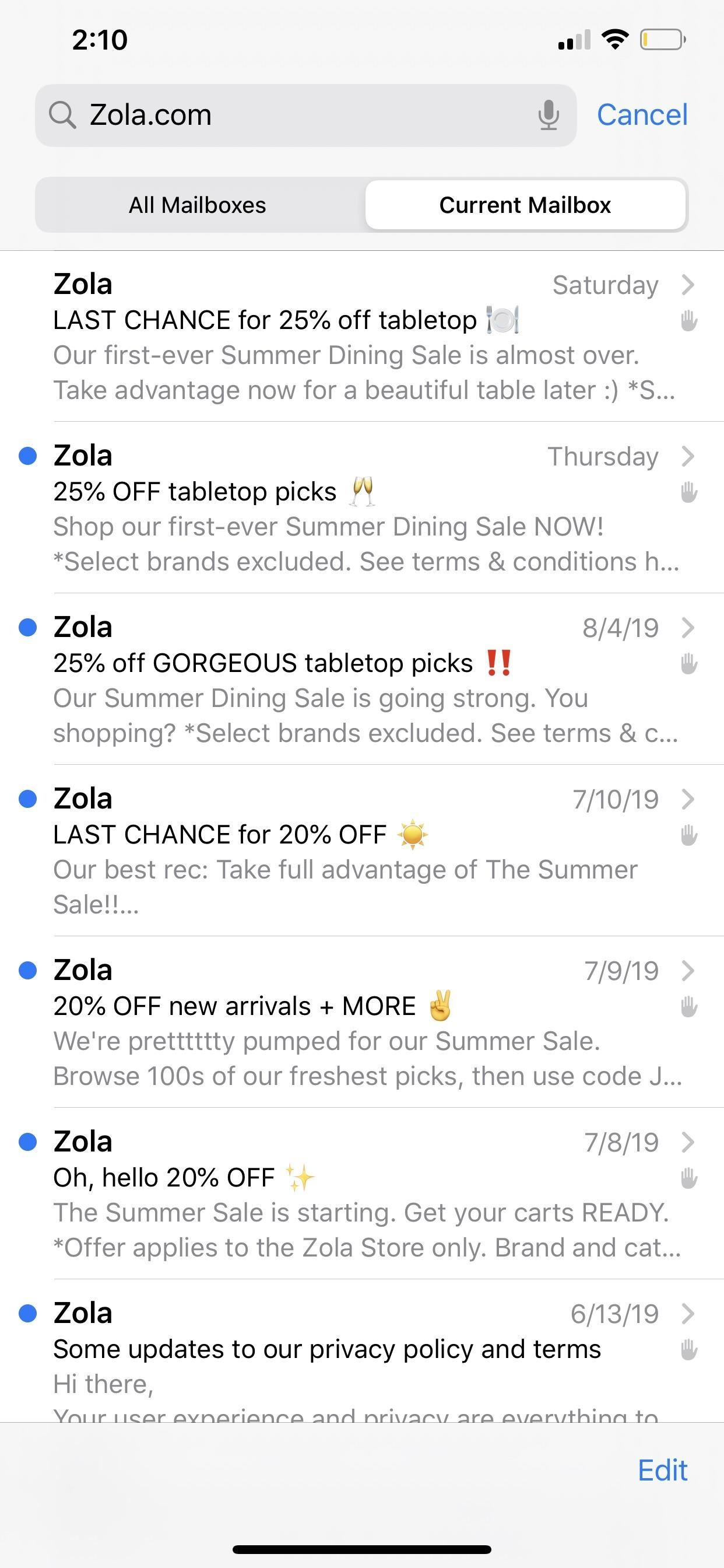 Block Contacts, Spam & Unknown Senders in iOS 13's Mail App So Incoming Emails Go Straight to Trash