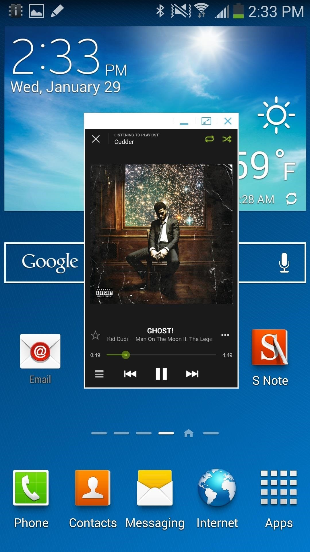 How to Add Your Favorite Apps to the Pen Window Drawer on Your Samsung Galaxy Note 3