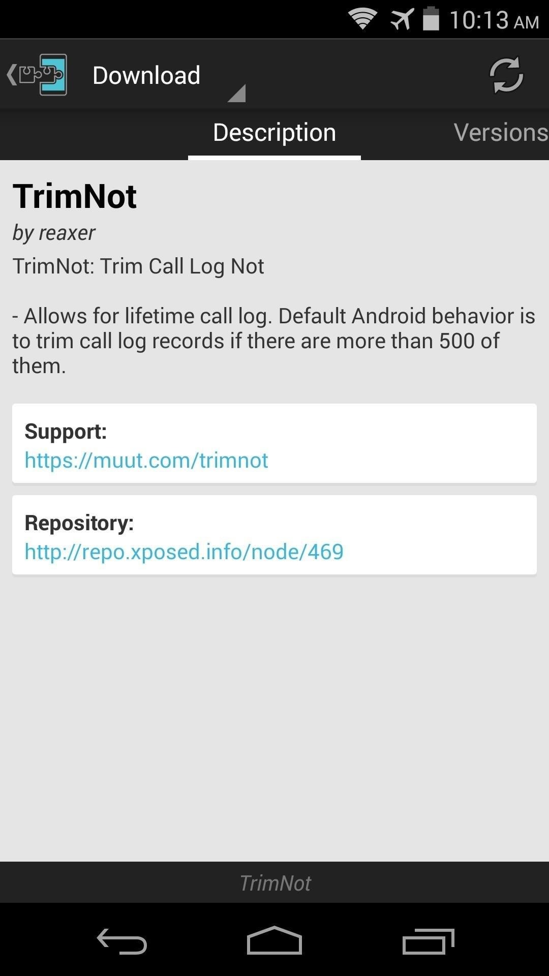 How to Get an Unlimited Call Log on Your Nexus 5 or Other Android Phone