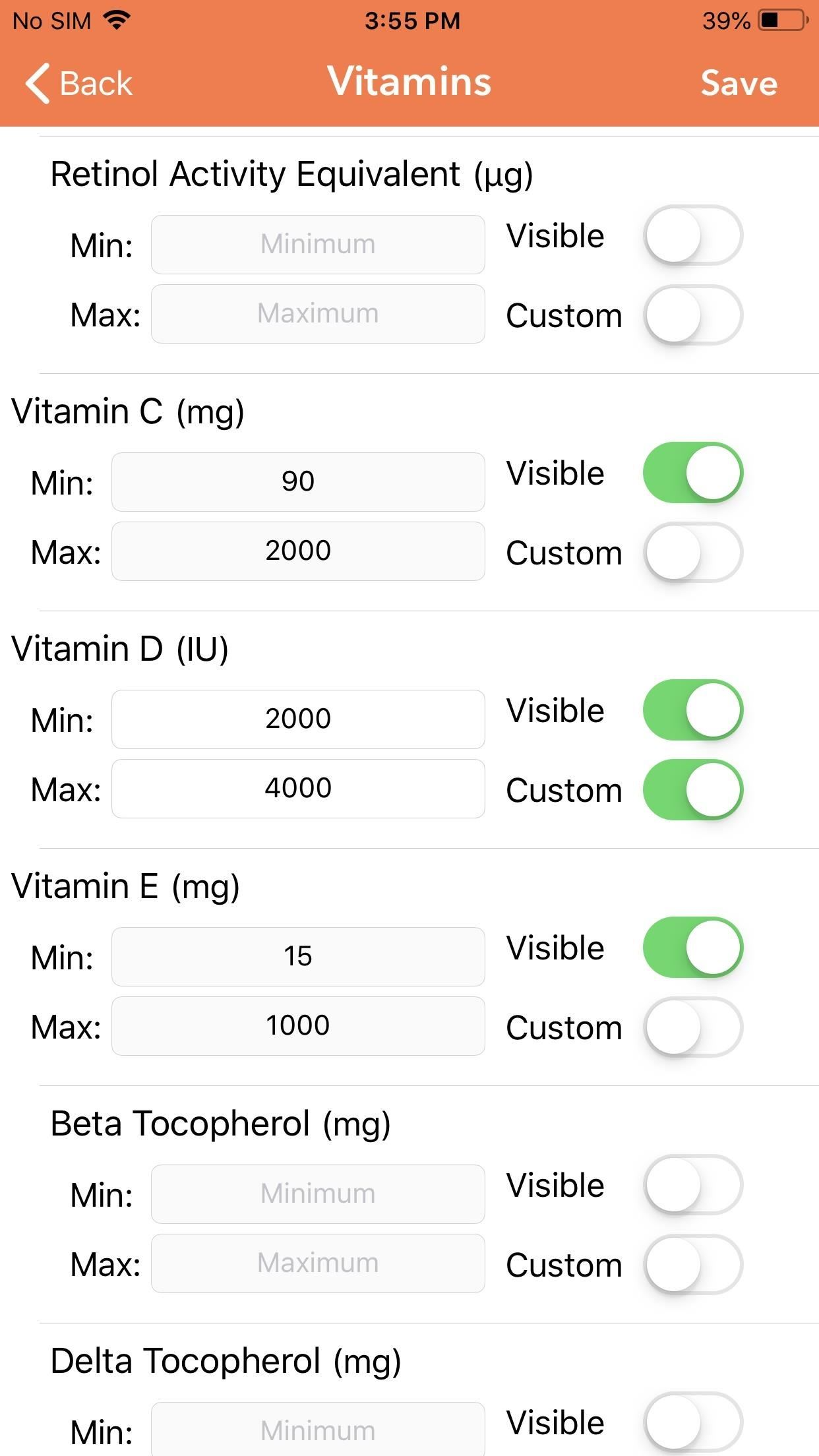 How to Track Micronutrients to Monitor Your Vitamin & Mineral Intake