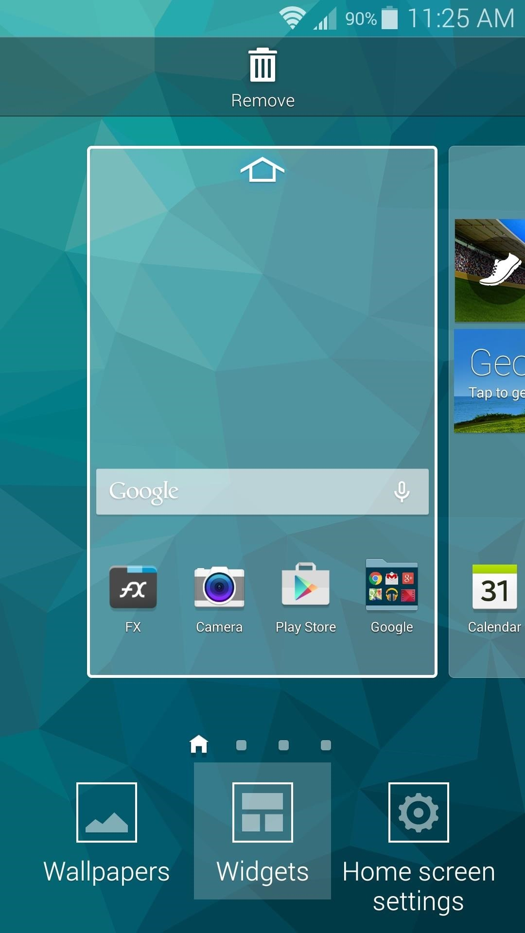 Get the Note 4's Weather Widgets on Your Galaxy S5