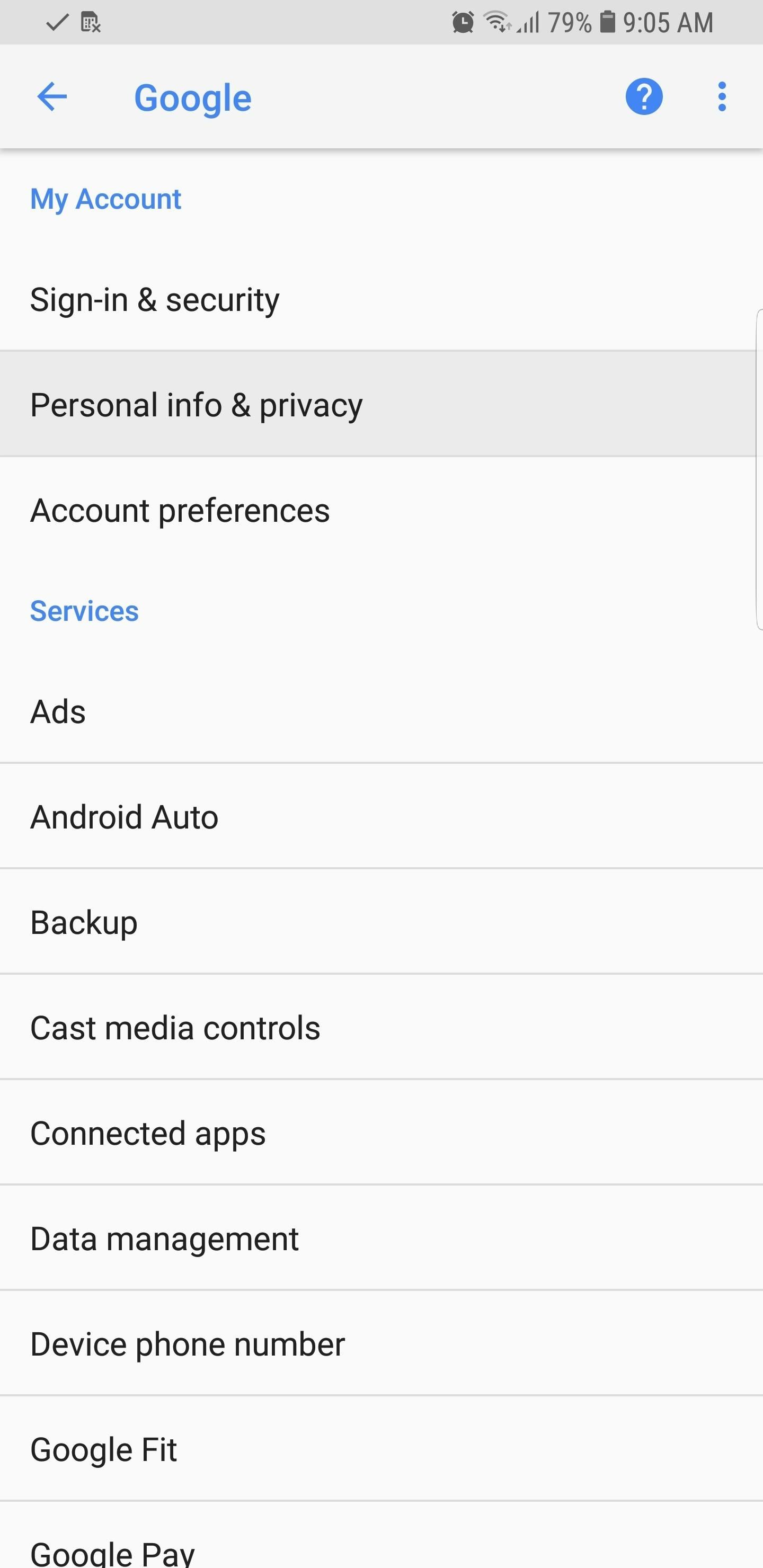 Everything You Need to Disable on Your Galaxy S9 for Privacy & Security