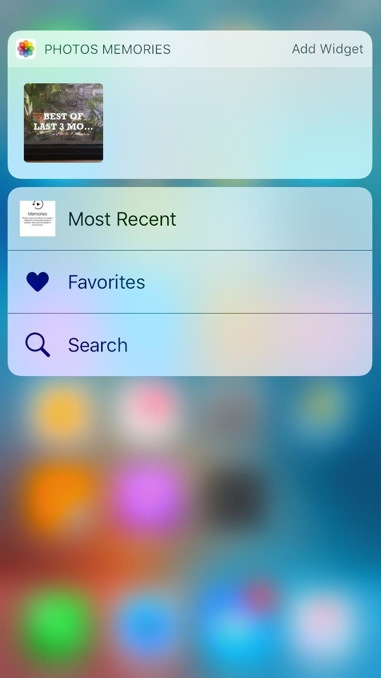 The Easiest Way to Add Widgets on Your iPhone in iOS 10