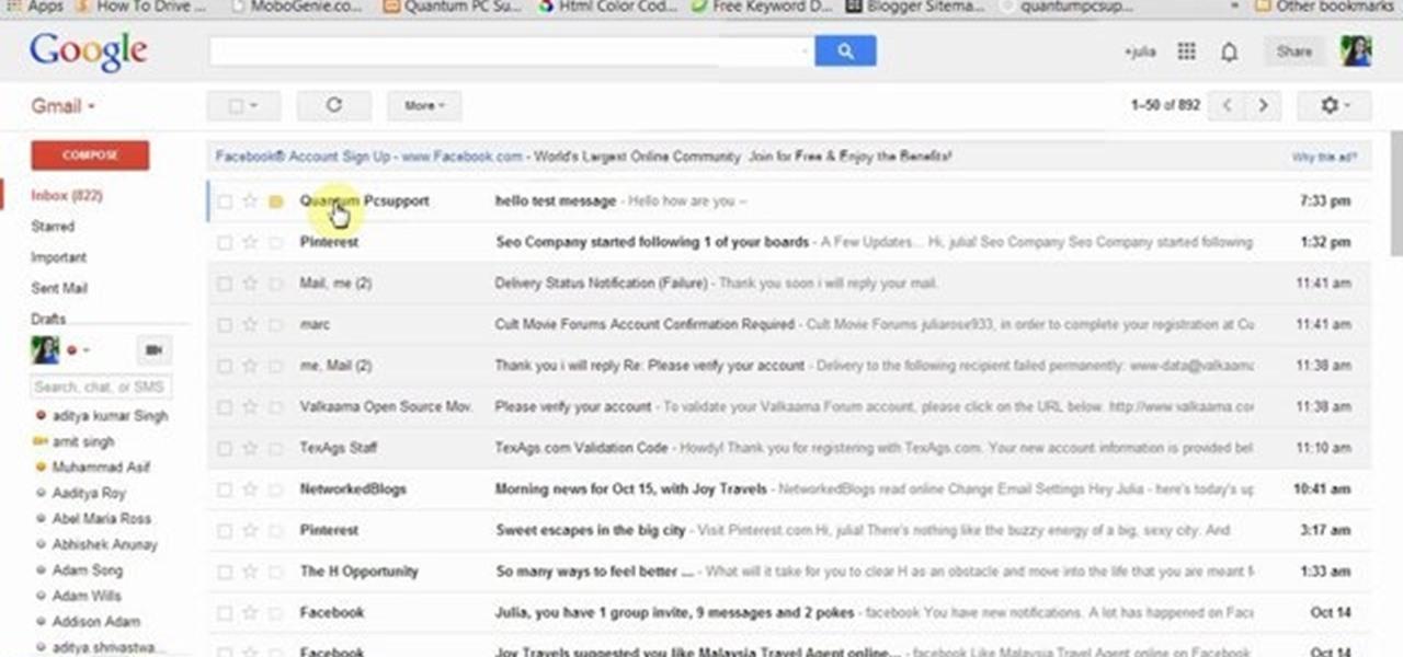 Cancel or Undo a Gmail Sending
