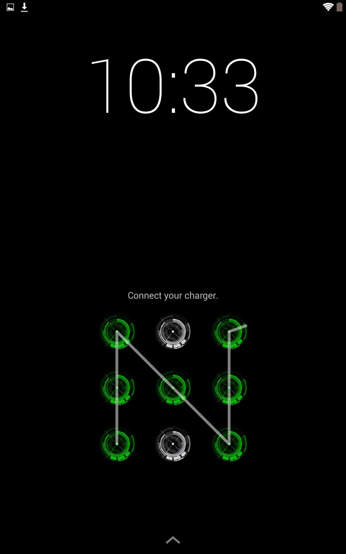 How to Theme the Pattern Unlock Screen on Your Nexus 7 with Custom Icons