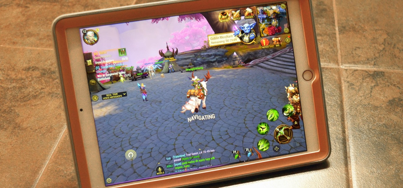 Get Your World of Warcraft Fix with This RPG Game for iPhone