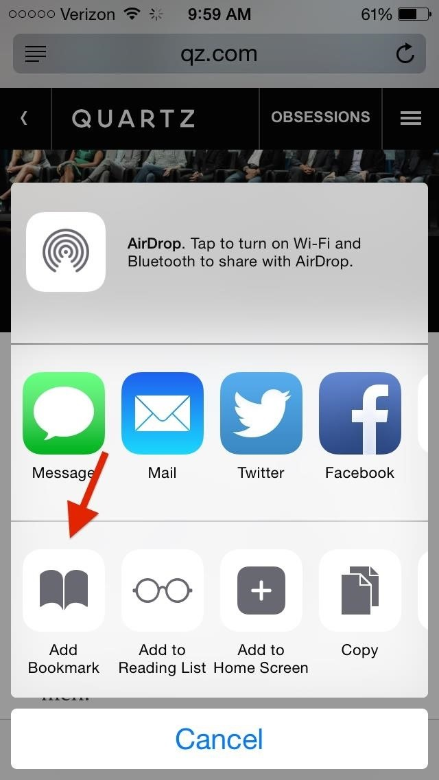 How To Re Enable Zoom For Websites That Block It In Safari For Your