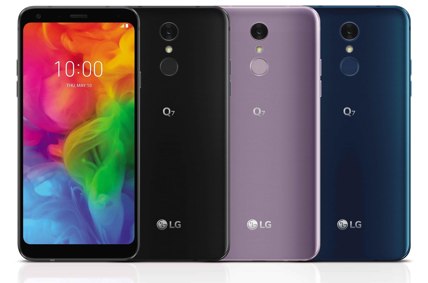 Introducing the LG Q7 — Flagship Display & Audio at a Budget Price