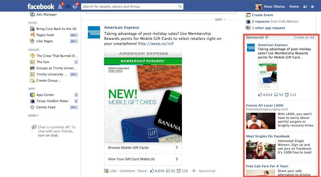 How to Remove Facebook Ads from Internet Explorer 10 on Your Microsoft Surface