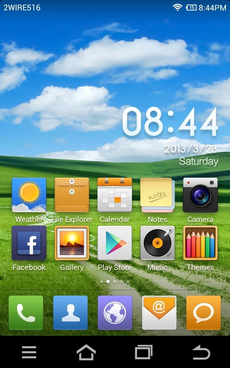 How to Hack Your Nexus 7 into a Hybrid Android Tablet That Looks & Feels Like Both iOS & TouchWiz