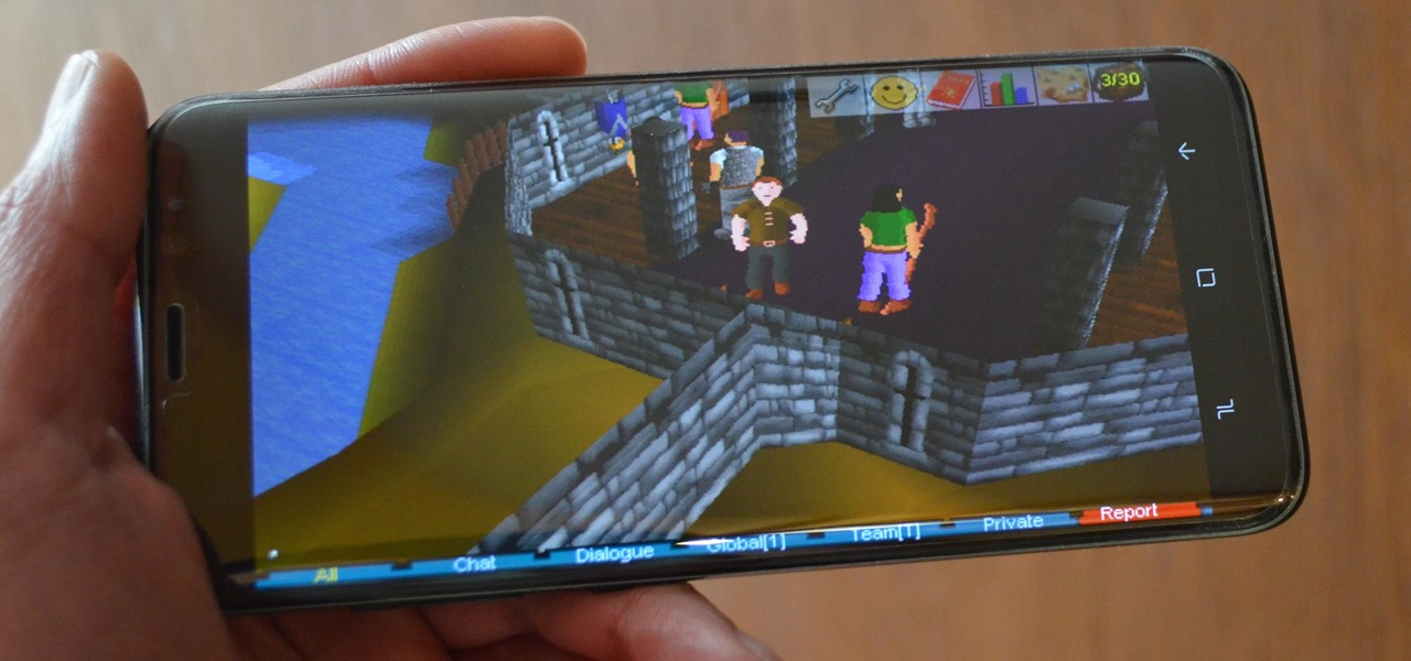 You Can Now Play Runescape Classic on Android