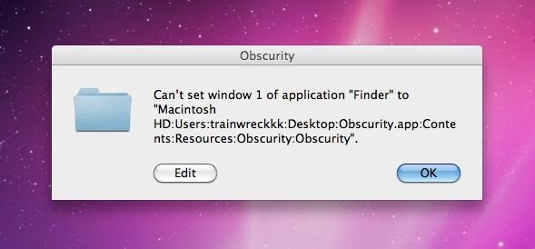 How to Hide Secret Files on Your Mac's Desktop with Obscurity