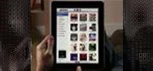 Use the iPod app on an Apple iPad