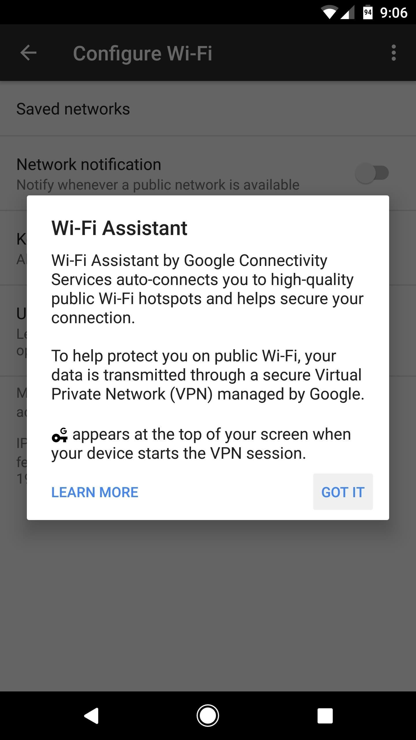 How to Turn on Google Pixel's Wi-Fi Assistant to Get Secure Access on Open Networks