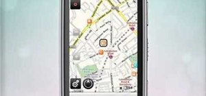 Save favorite Ovi Maps locations on a Nokia C6-01
