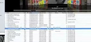 Convert music to ringtones through iTunes