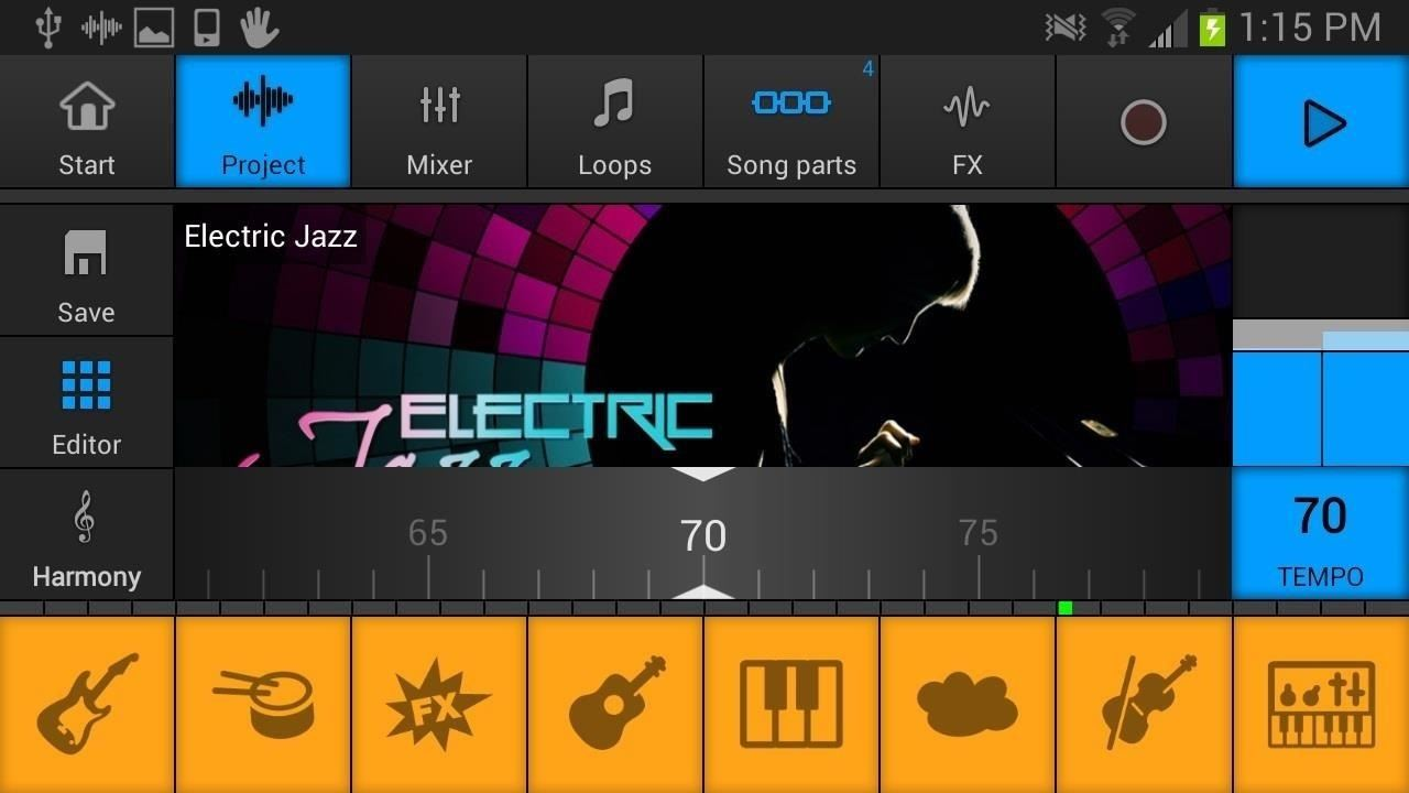 How to Mix Your Own Music & Become an Android DJ on Your Samsung Galaxy S3