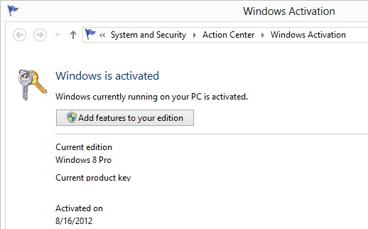 Hack Lets You Fully Activate a Bootleg Copy of Windows 8 Pro for Free
