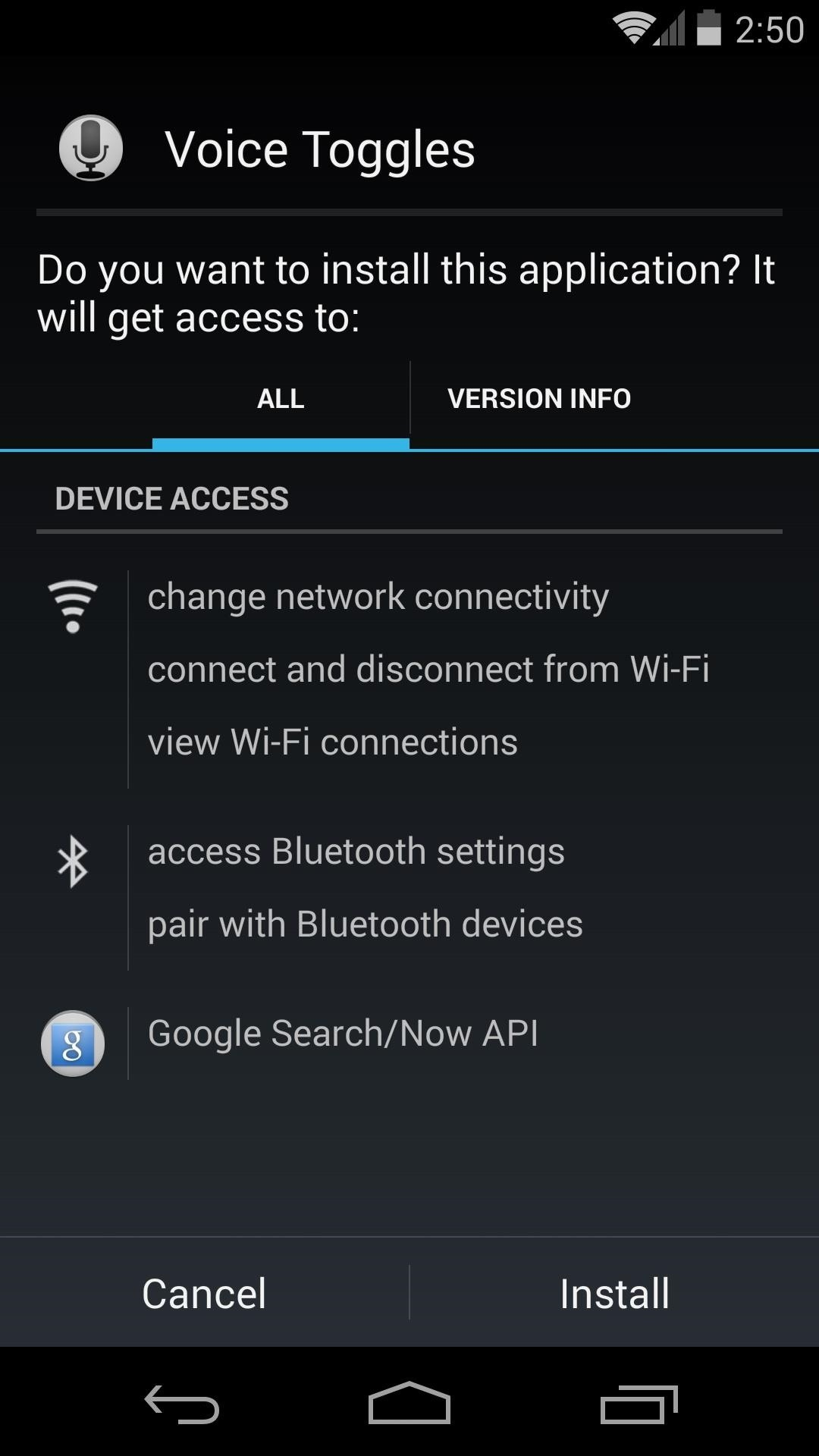 """How to """"Tell"""" Your Nexus 5 to Play Music, Toggle Settings, & Other Custom Voice Commands"""