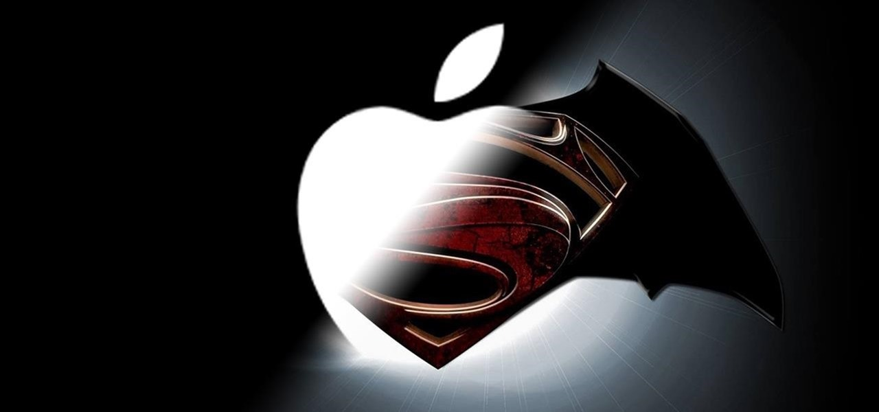 Change the Apple Bootup Logo on Your iPhone to Your Favorite Superhero Symbol