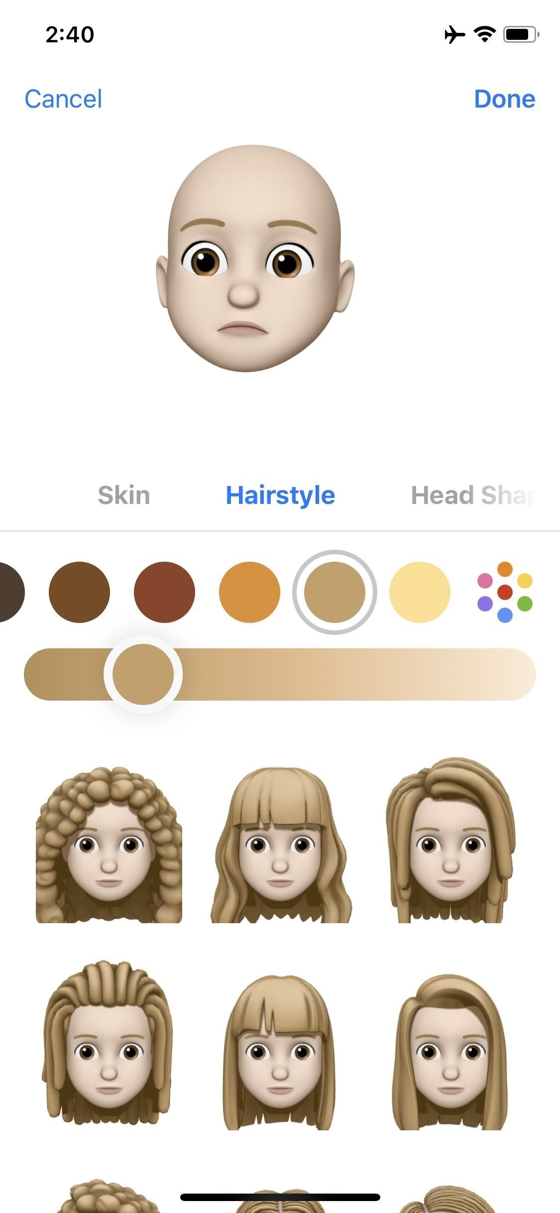 Animoji How To Create A Personal Memoji On The Iphone X Ios