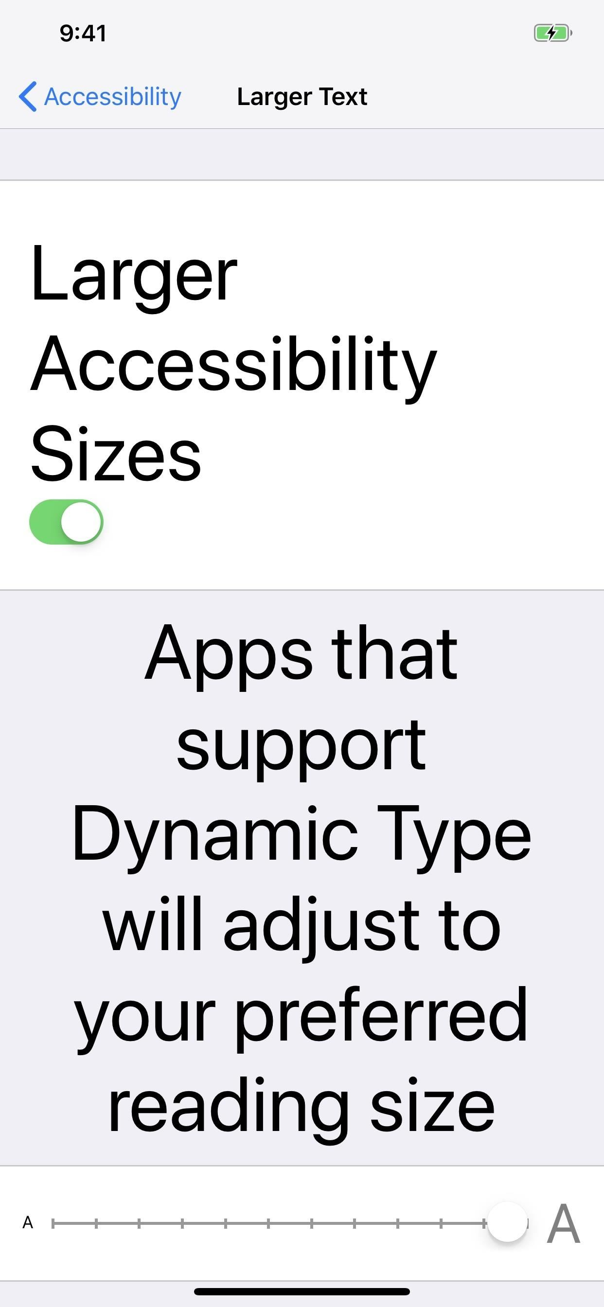 How to Change Text Size on Your iPhone for Smaller, Bigger & Bolder Fonts