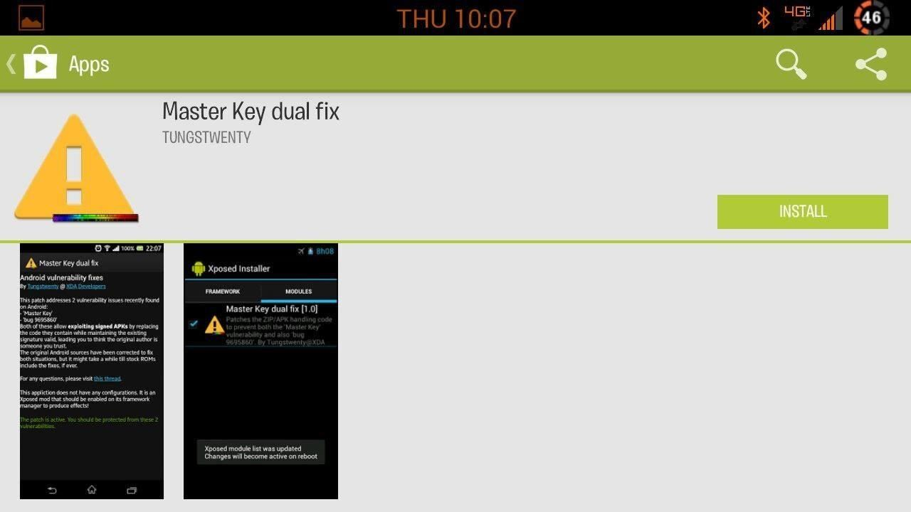 "How to Patch the Latest Android ""Master Key"" Bugs on Your Samsung Galaxy S3"