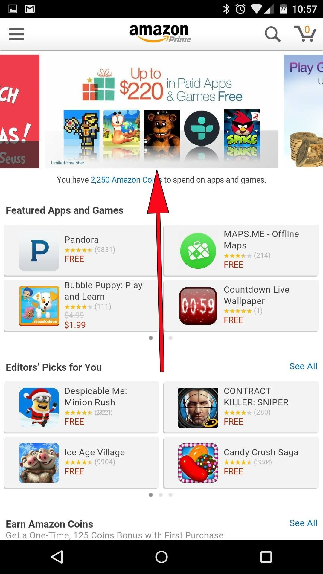 How to Get 40 Paid Android Apps for Free in the Amazon