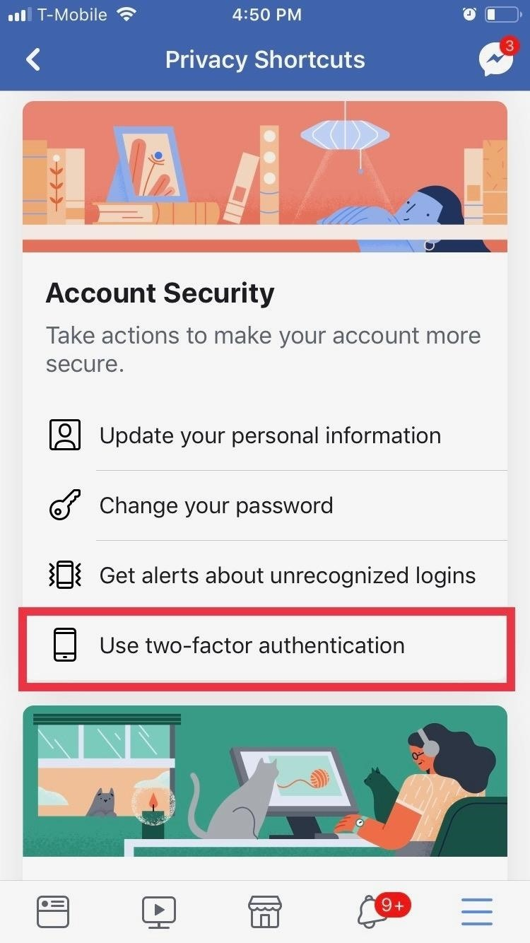 iOS 12 Makes 2FA for Third-Party Apps & Websites Easy with Security Code AutoFill from SMS Texts