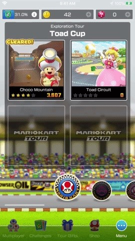 YSK: You Can Lock Mario Kart Tour in Landscape or Portrait Without Touching Your Phone's Main Rotate Setting