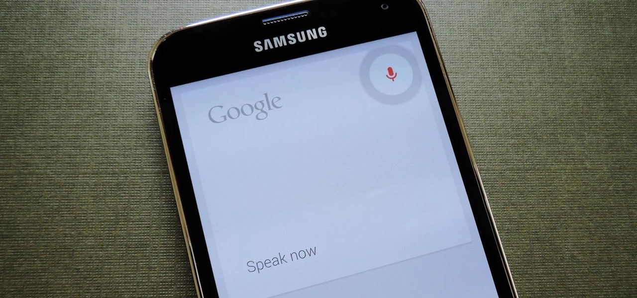 Fully Control Your Galaxy S5 with Google Now Commands—No Root Needed