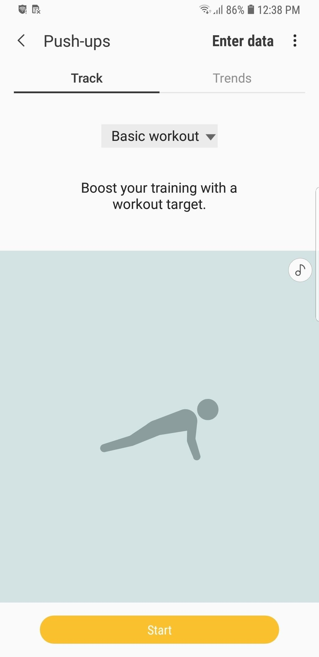 How to Track Your Workouts with Samsung Health