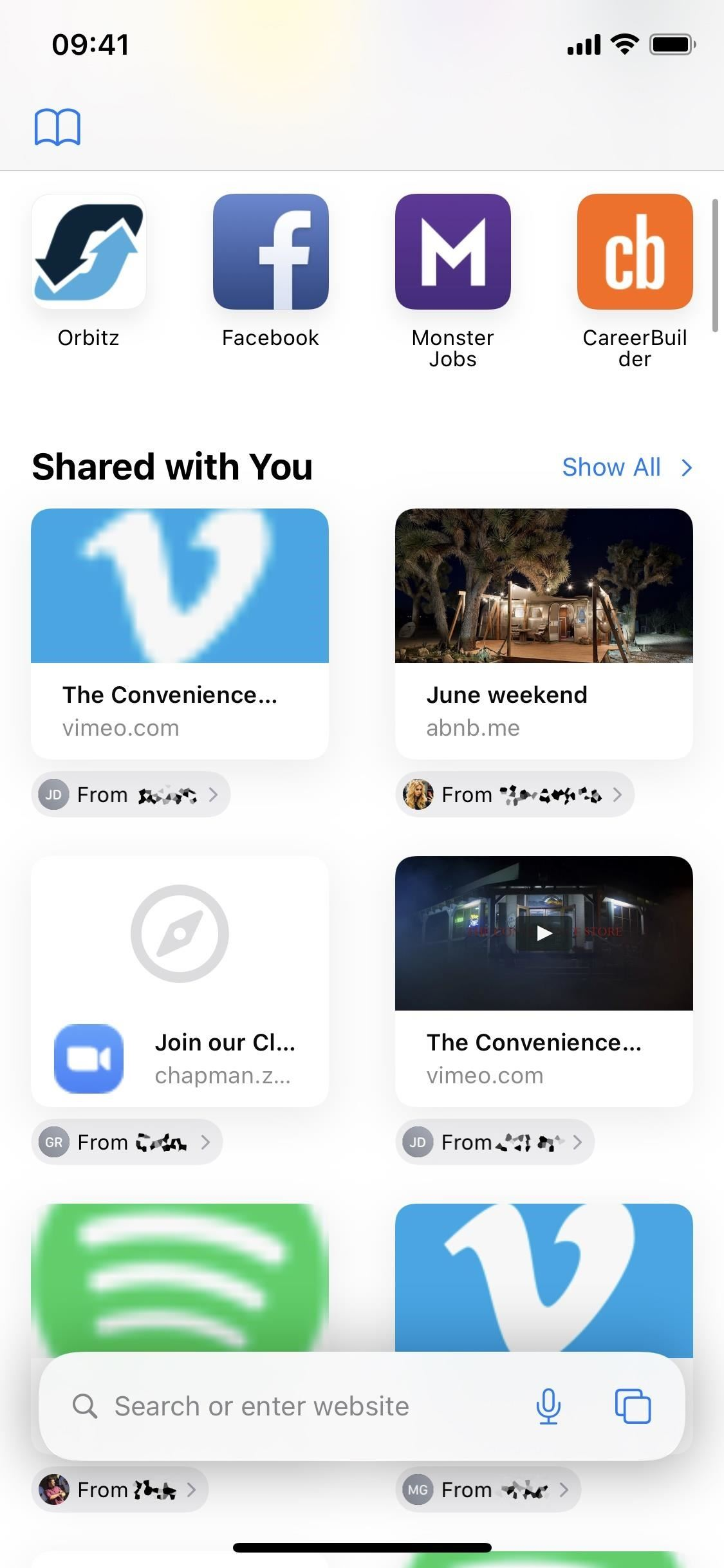 How to Remove Items from iOS 15's New 'Shared with You' Menu