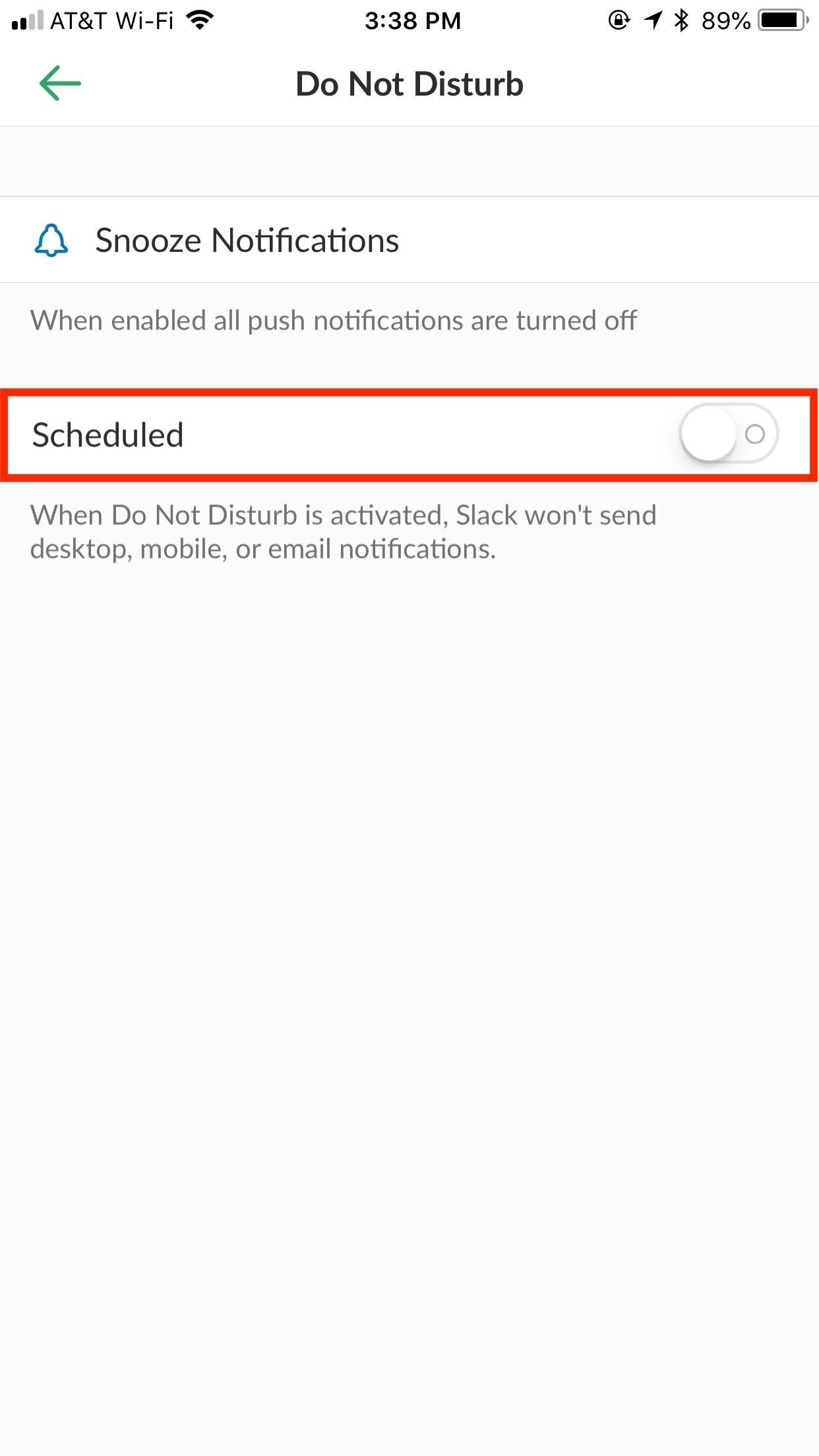 Slack 101: Escape the Constant Pings by Configuring DND & Away Settings