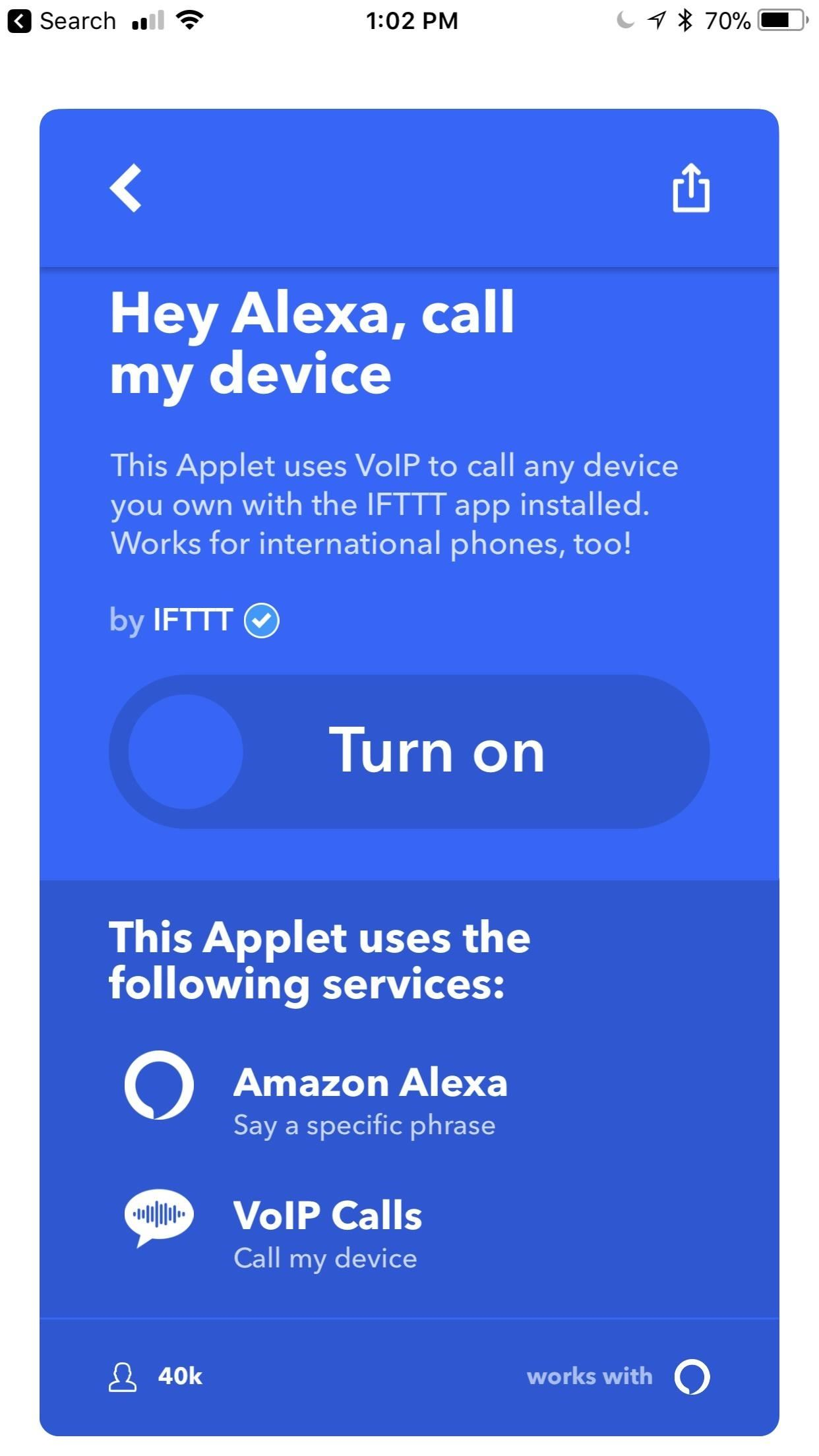 IFTTT 101: How to Find & Set Up Applets