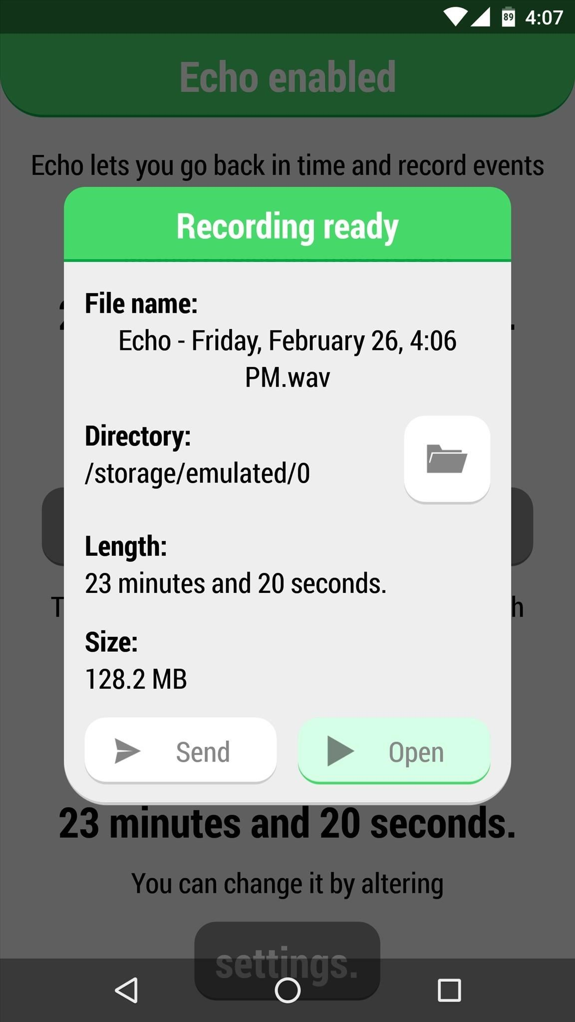 Never Miss a Moment by Turning Your Android Phone into an Always-on Recorder
