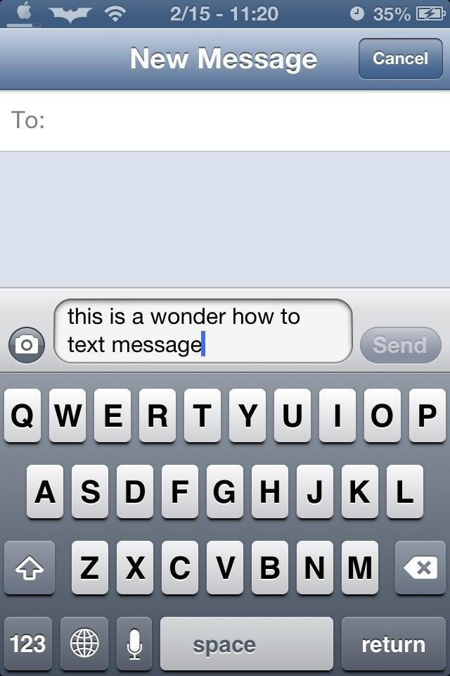 How to Get Talk-to-Text on Your Jailbroken iPhone with the Siri Clone Sara