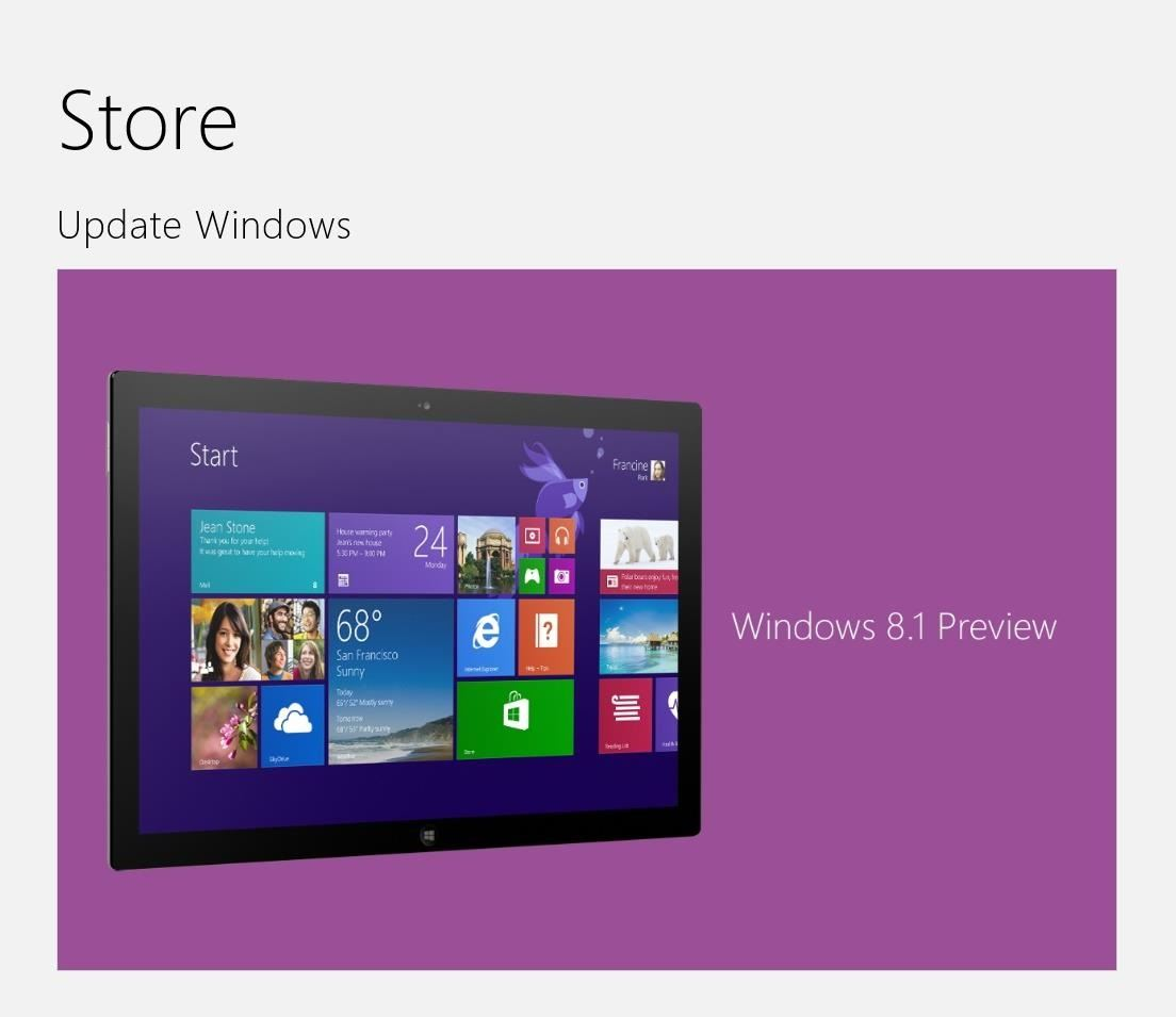 How to Get Windows 8.1 Today for Free