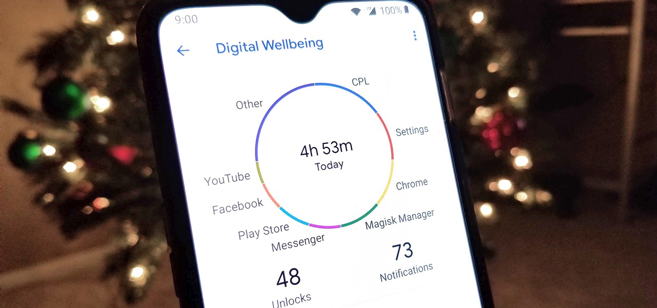 How to Get Google's Digital Wellbeing Feature on Any Android