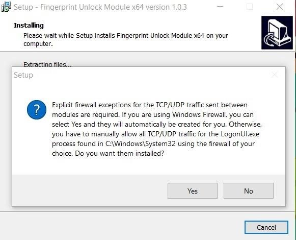 How to Use Your Phone's Fingerprint Scanner to Unlock Your Windows PC