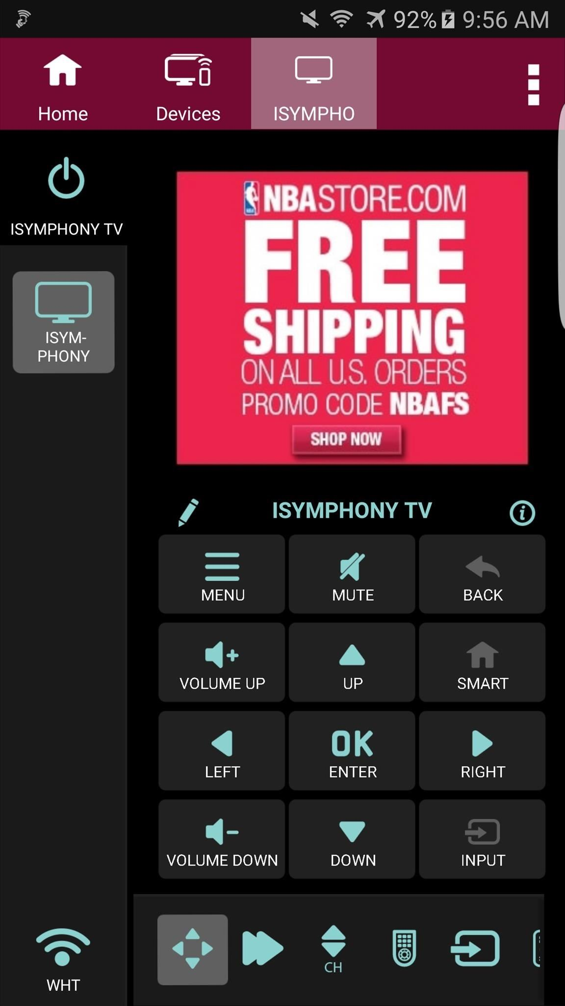 Convert to tv remote app android sony smart