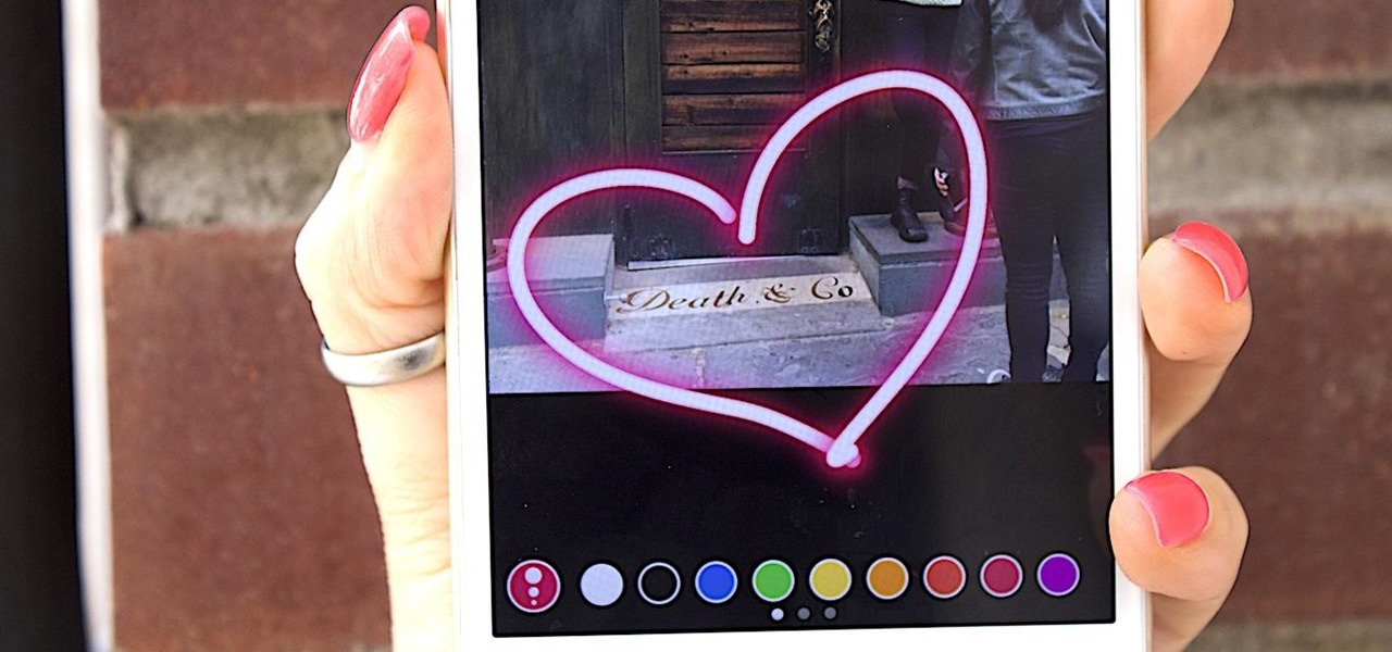 How to Customize Markup Colors in Your IG Stories