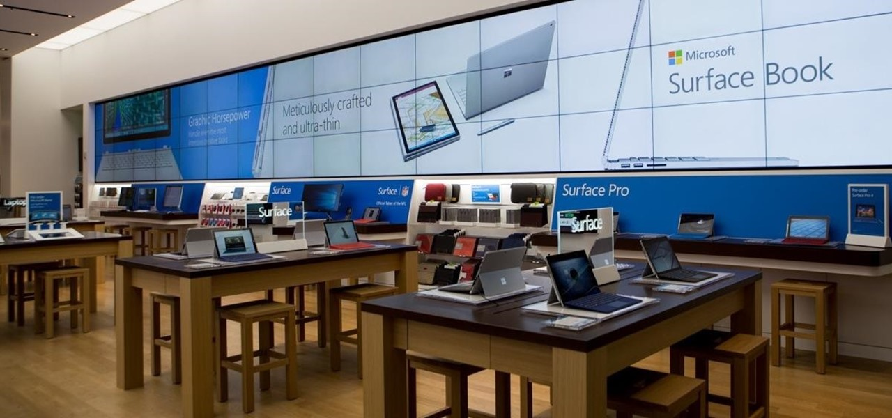 Microsoft Opens Its First Flagship Store in New York City