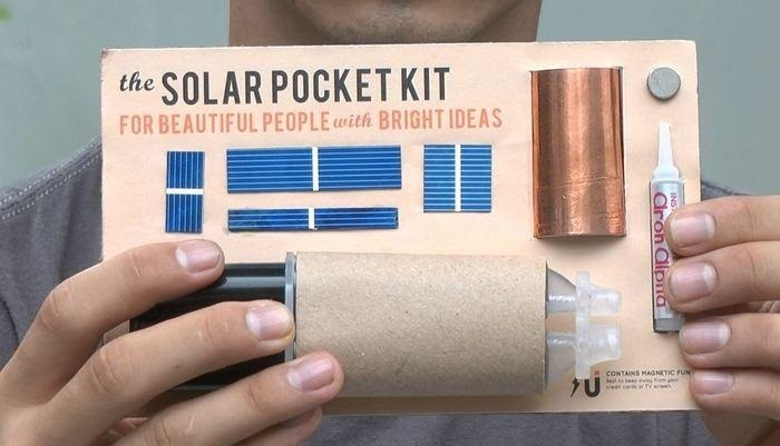 How to Turn a Playing Card into a Super Simple Solar-Powered Battery Charger