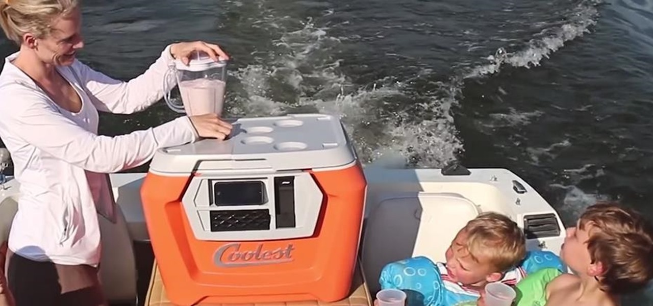 This Really Is the Coolest Cooler Ever