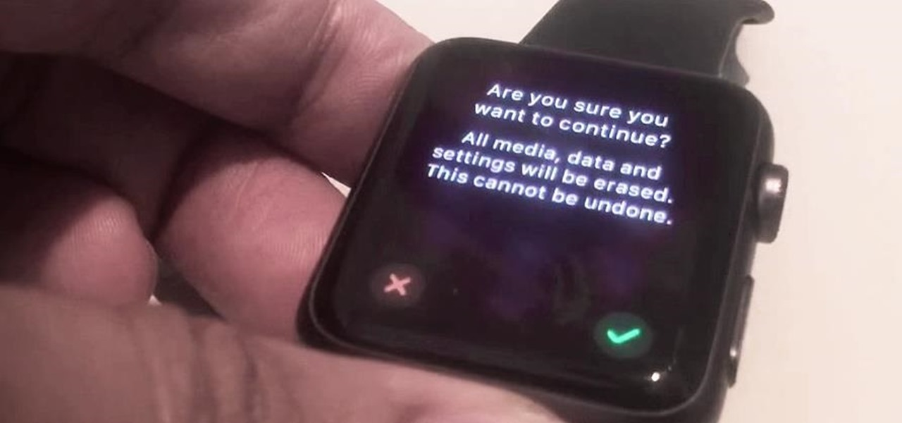Apple Flaw Lets Thieves Completely Reset Your Apple Watch & Get Away with It