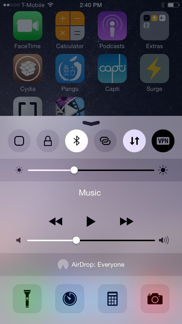 Add, Remove, & Rearrange Control Center Toggles on Your iPhone