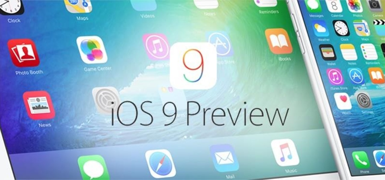Sign Up for the iOS 9 Public Beta Preview for iPad or iPhone