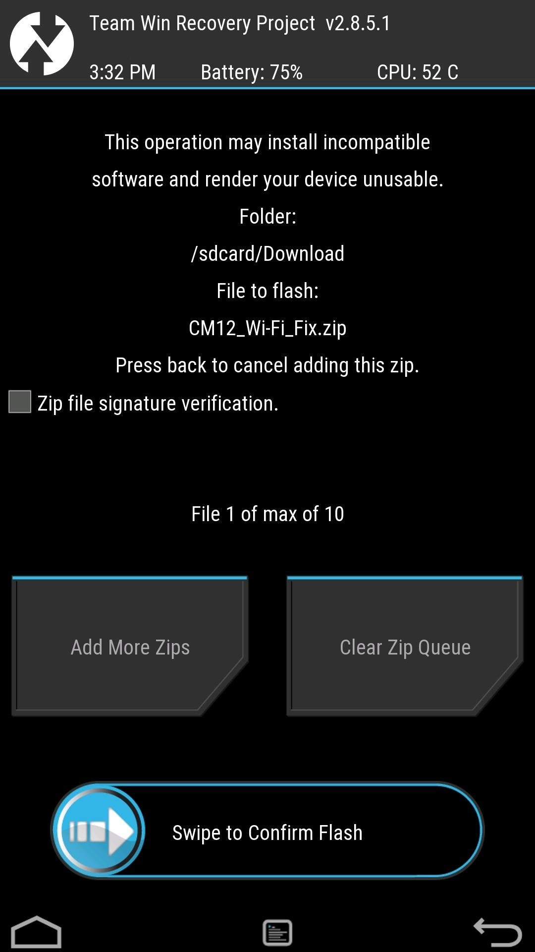 How to Get Cyanogen OS 12 to Work with Your 5 GHz Wireless Router